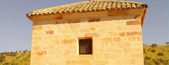 Ermita De Jesús Del Llano is one of Lugares Míticos de Jaén.