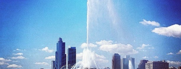 Clarence Buckingham Memorial Fountain is one of IML.