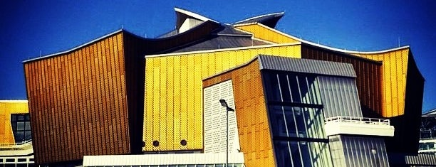 Philharmonie is one of EUROPE.
