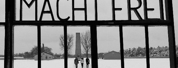 Gedenkstätte und Museum Sachsenhausen is one of Berlin exploration.
