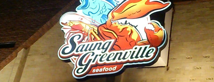 Saung Greenville is one of Indonesia.