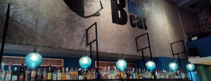 Blue Bear is one of Best Places in Athens.