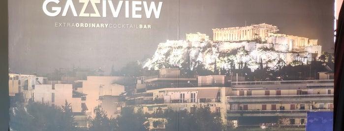 Gazi View is one of Posti che sono piaciuti a Tasos.