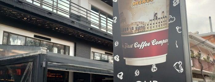 Mikel Coffee Company is one of Ifigenia: сохраненные места.