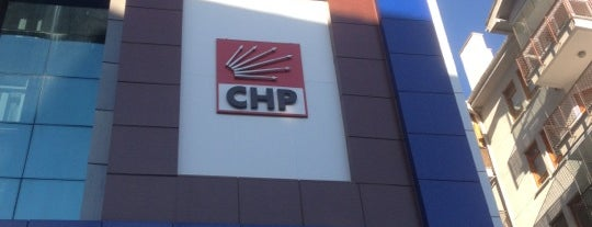 CHP Parti Okulu is one of themaraton.