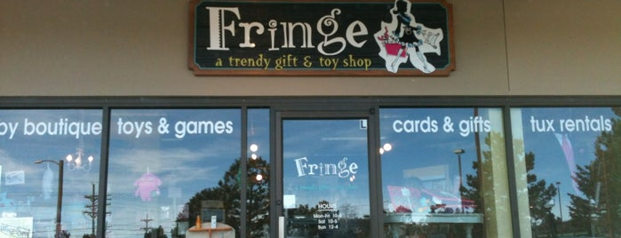 Fringe is one of Freaker USA Stores Mountains.