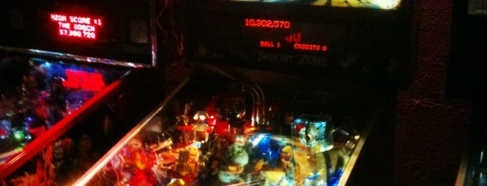 The 1UP Arcade Bar - Colfax is one of Pinball Destinations.