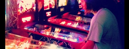 The 1UP Arcade Bar - Colfax is one of rockin' the Rockies..