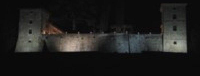 Castello di Trussio dell'Aquila d'Oro ristorante is one of Locais salvos de Roman.