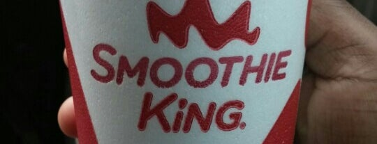 Smoothie King is one of Lunch Spots in Downtown.