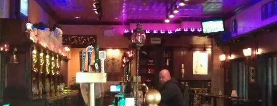 The Garlic Poet Restaurant & Bar is one of Jenna : понравившиеся места.
