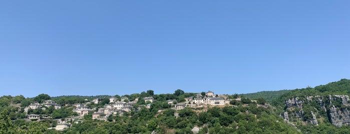 Vitsa is one of Amazing Epirus.
