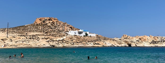 Agios Sostis Beach is one of Beaches.