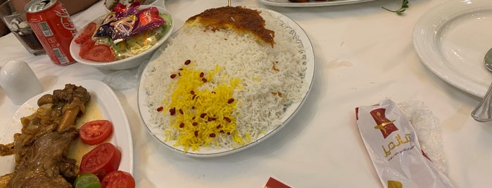 Shandiz Restaurant Vip is one of Tehran.