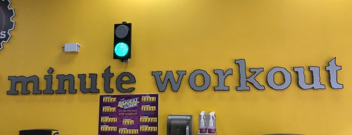 Planet Fitness is one of September & October.