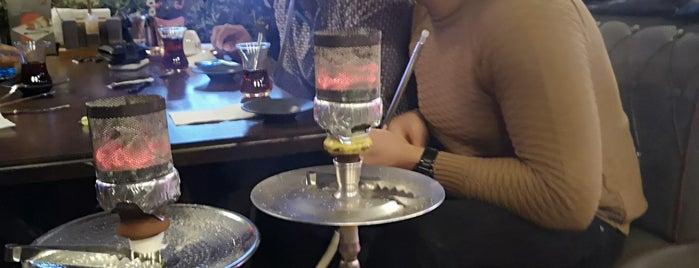 Zift Lounge Güneşlipark is one of Istanbul Shesha.
