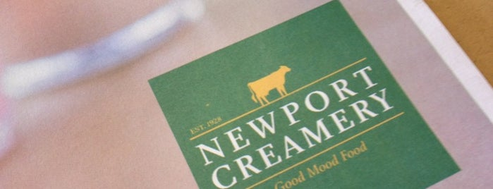 Newport Creamery is one of ceo-rhode-island.