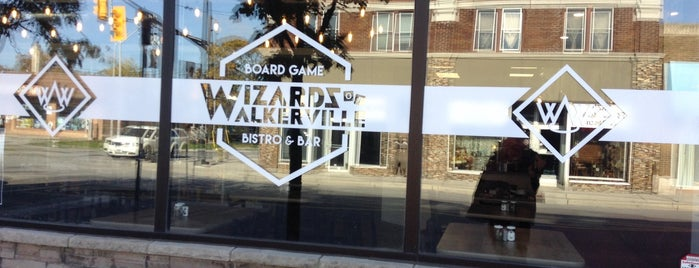 Wizards Of Walkerville is one of Board Game Cafe 2.