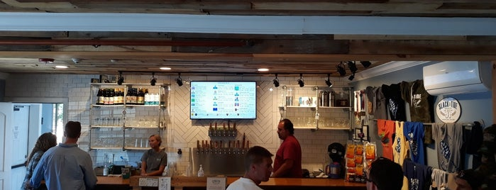Slack Tide Brewing Co. is one of New Jersey Breweries.