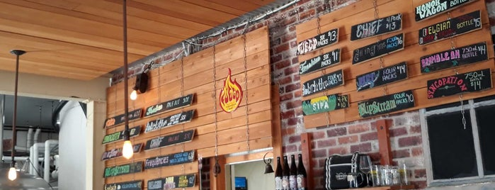Tonewood Brewing is one of New Jersey Breweries.