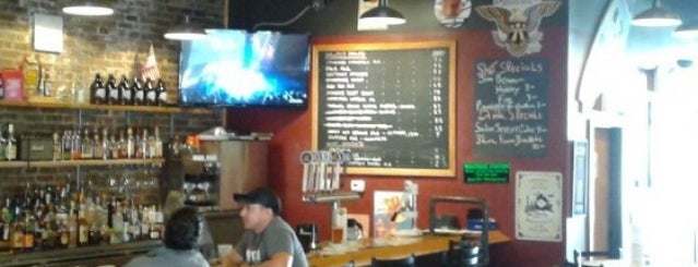 Bulldog Brewing Company is one of Breweries I've Visited.