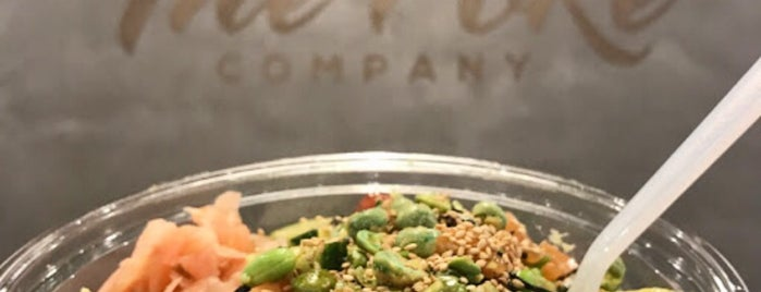 The Poké Company is one of Boca.