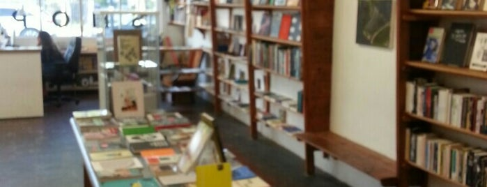 Farewell Books is one of Austin.