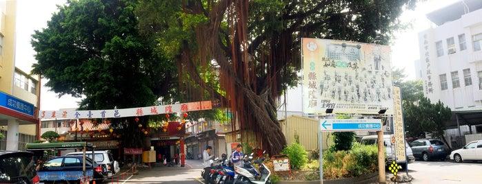 台南首邑縣城隍廟 is one of Tainan.