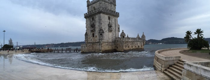 Torre de Belém is one of Denisさんのお気に入りスポット.