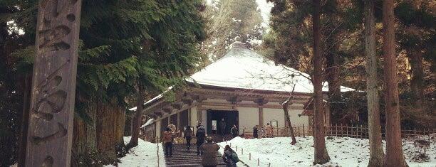 Chuson-ji Temple is one of 日本にある世界遺産.