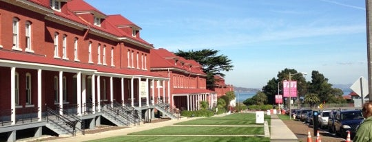 The Walt Disney Family Museum is one of [To-do] San Francisco.