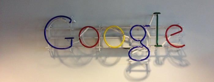 Google Poland is one of Gespeicherte Orte von Dmitry.