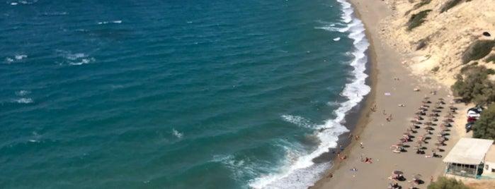 Komos Beach is one of Κρήτη.