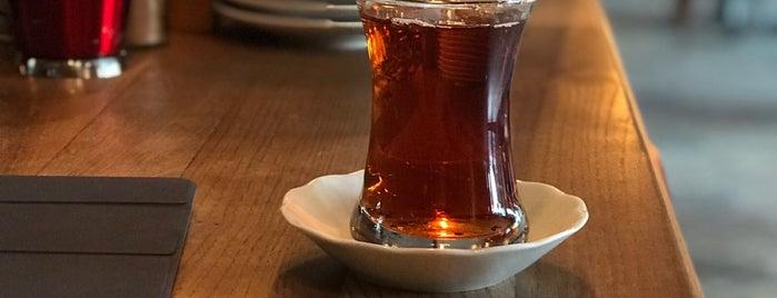 Lavinnia Antique Coffee is one of Merve : понравившиеся места.