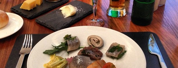 Aquavit is one of Female Chefs in NYC.