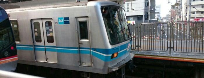 Tozai Line Nishi-funabashi Station (T23) is one of Funabashi・Ichikawa・Urayasu.