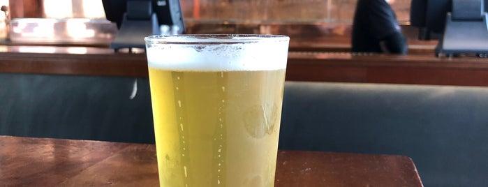 Waterloo Tap is one of London Craft Beer.
