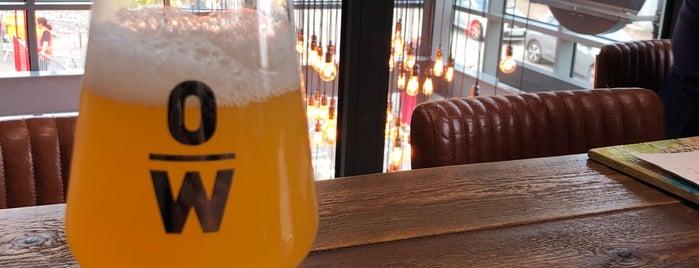 BrewDog OverWorks is one of Scotland bar/pub.