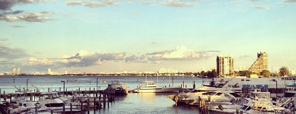 Biscayne Bay is one of Miami.