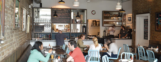 Bite Café is one of Best Chicago Brunches, 2015.