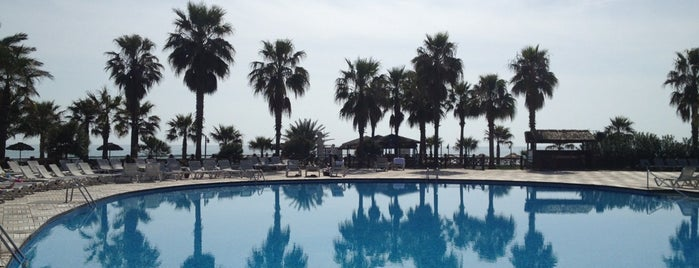 Voyage Sorgun Poolbar is one of Lugares favoritos de Fatih.