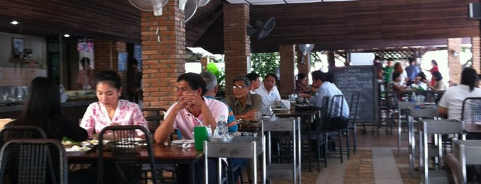 Nern Khum Thong Restuarant is one of al's Liked Places.