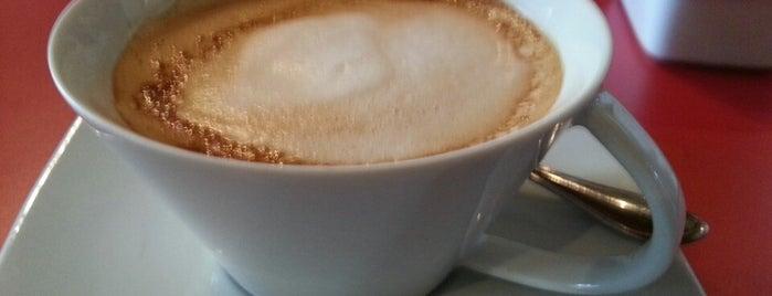 Café Demoiselle is one of CWB - Cafés.