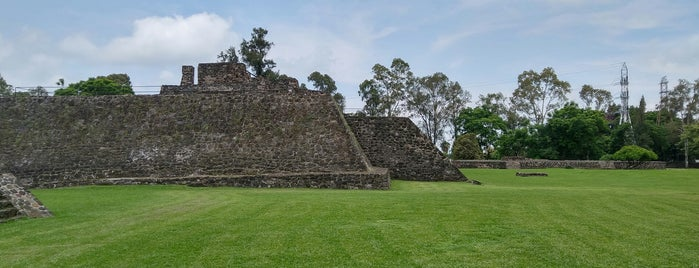 Zona arqueológica Teopanzolco is one of Catador 님이 좋아한 장소.