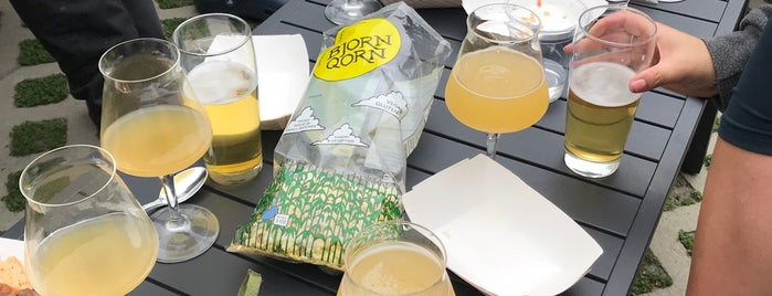 Hudson Valley Brewery is one of Natさんのお気に入りスポット.