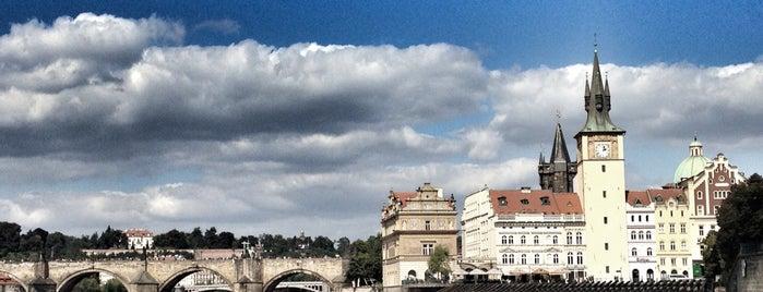 Půjčovna lodiček a šlapadel Slovanka is one of Прага.