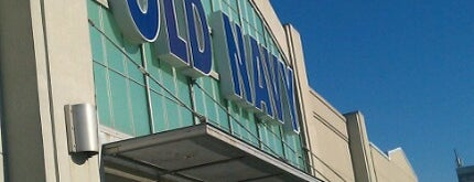 Old Navy is one of Locais curtidos por Mei.