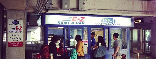 EZ Rent A Car is one of Claudio 님이 저장한 장소.