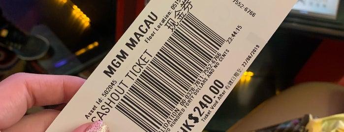 MGM Casino 美高梅娛樂場 is one of Posti che sono piaciuti a Rafael.
