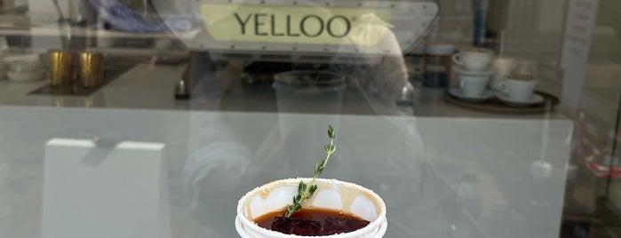 Yelloo is one of เชียงใหม่_3_Coffee.